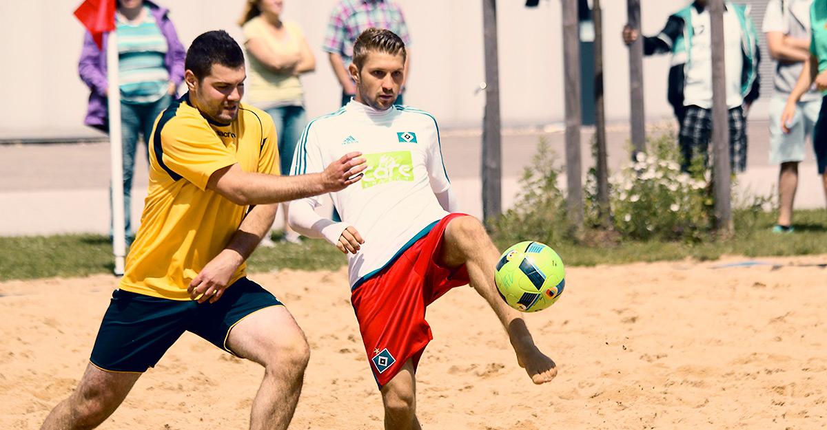 Hamburger Beachsoccer Meisterschaften